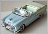 Chevrolet Bel Air 1955 blau weiß 1:43 Sun Star